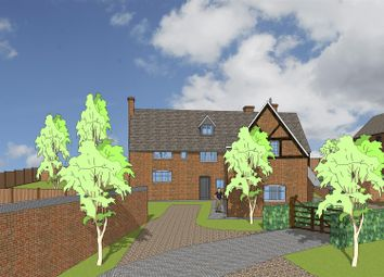 Thumbnail 5 bed detached house for sale in Stretton On Dunsmore, Rugby, Warwickshire