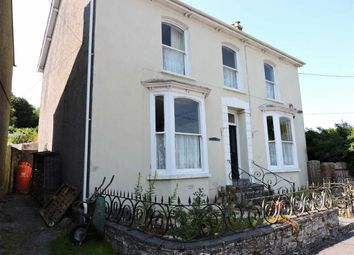 Thumbnail 5 bed detached house for sale in Llansteffan, Carmarthen