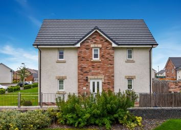 Thumbnail 3 bed terraced house for sale in Sir James Black Court, Uddingston, Glasgow