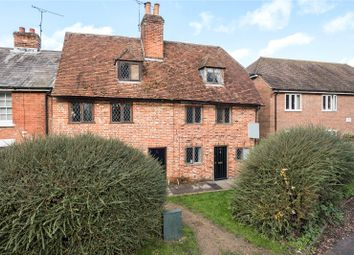 Thumbnail 2 bed semi-detached house for sale in Middlebridge Street, Romsey, Hampshire