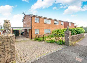 Thumbnail 3 bedroom semi-detached house for sale in Pant Glas Court, Bassaleg, Newport