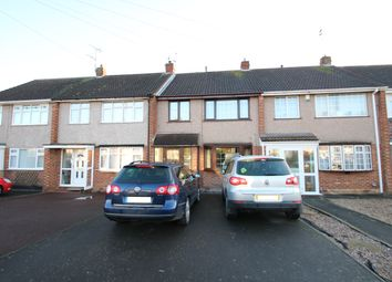 Thumbnail 3 bed terraced house for sale in Northumberland Avenue, Nuneaton