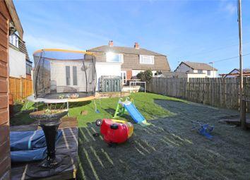 Thumbnail 3 bed semi-detached house for sale in Bridge Park, Bridgerule, Holsworthy