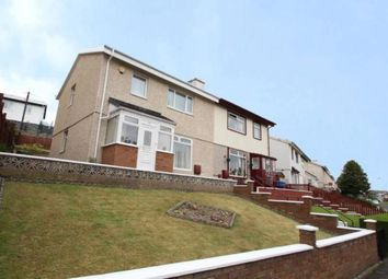 Thumbnail 3 bedroom semi-detached house for sale in Everard Drive, Colston, Glasgow, Lanarkshire