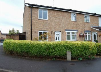 Thumbnail 2 bed end terrace house to rent in Avon Crescent, Alcester