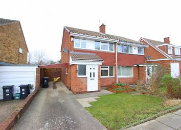 Thumbnail 3 bed semi-detached house to rent in Regal Drive, Darlington