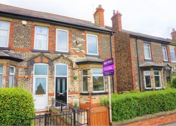 Thumbnail 3 bed semi-detached house for sale in Doncaster Road, Selby