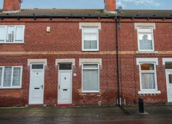 Thumbnail 2 bed terraced house for sale in Richmond Street, Castleford, West Yorkshire