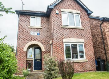 Thumbnail 3 bedroom detached house for sale in Newton Close, Chapeltown