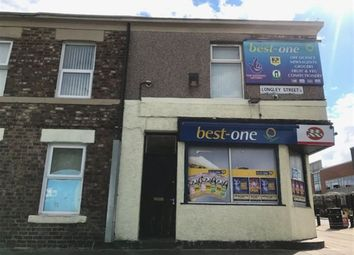 Thumbnail 1 bedroom flat to rent in Longley Street, Newcastle Upon Tyne
