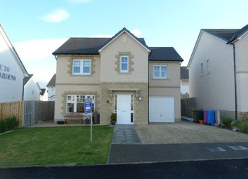 Thumbnail 4 bed detached house to rent in 26 West Covesea Road, Hamilton Gardens, Elgin