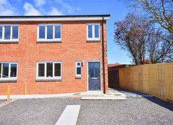 Thumbnail 3 bedroom semi-detached house for sale in Mile End, Gendros, Swansea