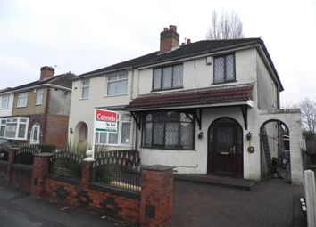 Thumbnail 3 bed property to rent in Windsor Road, Wolverhampton