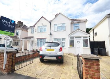 Thumbnail 3 bed semi-detached house for sale in Cromwell Road, Hounslow