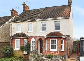 Thumbnail 3 bedroom semi-detached house for sale in Elm Grove, Farnham, Surrey