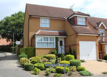 Thumbnail 3 bed detached house for sale in Kedleston Close, Huthwaite, Sutton-In-Ashfield
