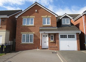 Thumbnail 5 bedroom detached house for sale in Dovedale Road, Erdington, Birmingham