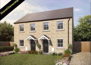 Thumbnail 2 bed semi-detached house for sale in Stocks Lane, Darley, Harrogate