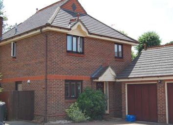 Thumbnail 4 bed detached house to rent in Sumner Place, Addlestone