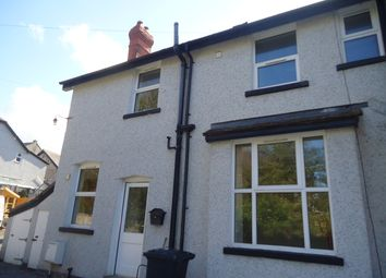 Thumbnail 2 bed cottage to rent in Woodland Road East, Colwyn Bay