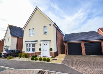 Thumbnail 4 bed detached house for sale in Howland Close, Saffron Walden, Essex