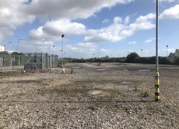 Thumbnail Land to let in Site C, Severn View Industrial Park, Central Avenue, Avonmouth