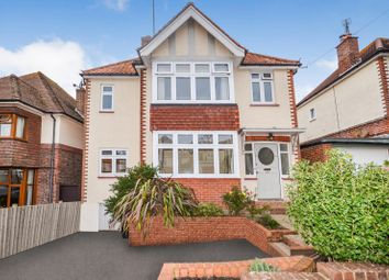 Thumbnail 4 bedroom detached house to rent in Plemont Gardens, Bexhill On Sea