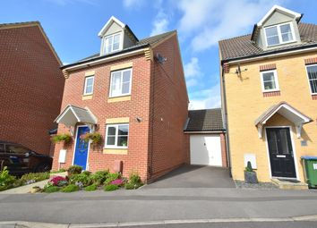 Thumbnail 4 bed link-detached house for sale in Sunlight Gardens, Fareham