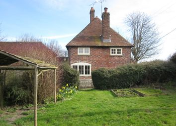 Thumbnail 1 bed cottage to rent in Beddingham, Lewes
