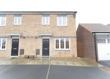 3 bed semi-detached house for sale in Cecil Court, Hartlepool TS25