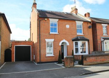 Thumbnail 4 bed detached house for sale in Queens Road, Egham