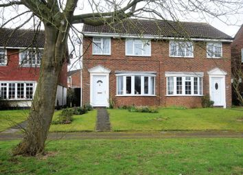 Thumbnail 3 bed semi-detached house for sale in Greenway Walk, Buckingham