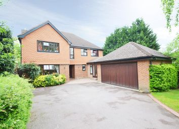 Thumbnail 5 bed detached house to rent in Uplands Drive, Oxshott