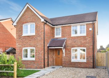Thumbnail 4 bed detached house for sale in Tannery Lane, Send, Woking