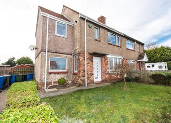 Thumbnail 3 bedroom semi-detached house for sale in Elgin Avenue, Seaham