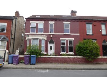 Thumbnail 10 bed terraced house for sale in Salisbury Road, Wavertree, Liverpool, Merseyside