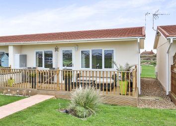 Thumbnail 2 bed lodge for sale in Mill Lane, Bacton, Norwich