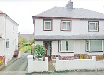 Thumbnail 4 bed semi-detached house for sale in 35, Broomberry Drive, Gourock PA191Jy