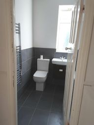 Thumbnail 3 bed end terrace house to rent in Abercairn Road, London