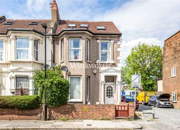 Thumbnail 3 bed flat for sale in Park Road, Harringay