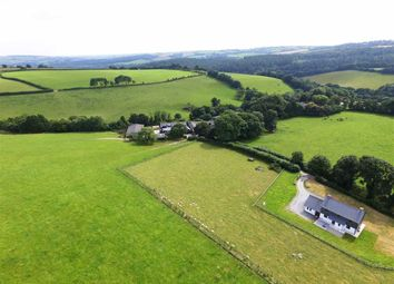 Thumbnail 4 bedroom farm for sale in Golberdon, Callington