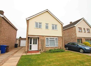 Thumbnail 3 bed detached house to rent in Whitegates, Newmarket