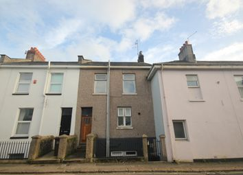 Thumbnail 2 bed maisonette to rent in Alexandra Road, Ford, Plymouth