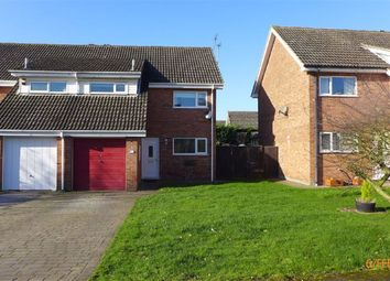 Thumbnail 3 bed semi-detached house to rent in Pendeen Close, Gainsborough