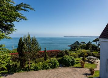Thumbnail 4 bed detached house for sale in Ilsham Marine Drive, Torquay