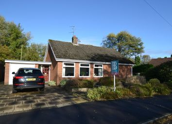 Thumbnail 2 bed detached bungalow to rent in Burford Close, Wilmslow