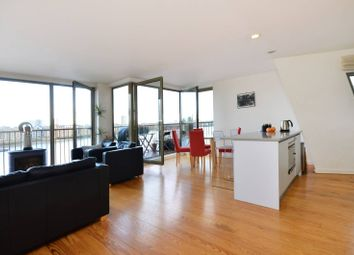 Thumbnail 2 bed flat to rent in Tunnel Wharf, Rotherhithe