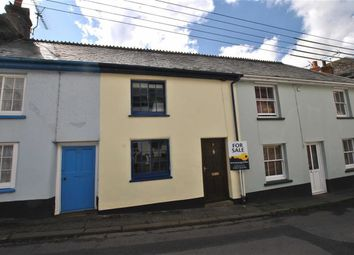 Thumbnail 2 bed terraced house for sale in High Street, Hatherleigh, Devon