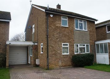 Thumbnail 3 Bed Link Detached House For Sale In Bowling Green Road Cranfield