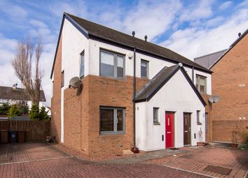 Thumbnail 3 bed semi-detached house for sale in Ferry Gait Gardens, Silverknowes, Edinburgh